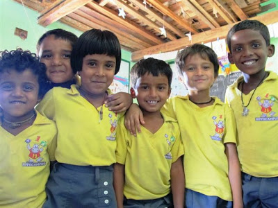 Hippocampus Learning Centres: Shaping young minds in rural India.
