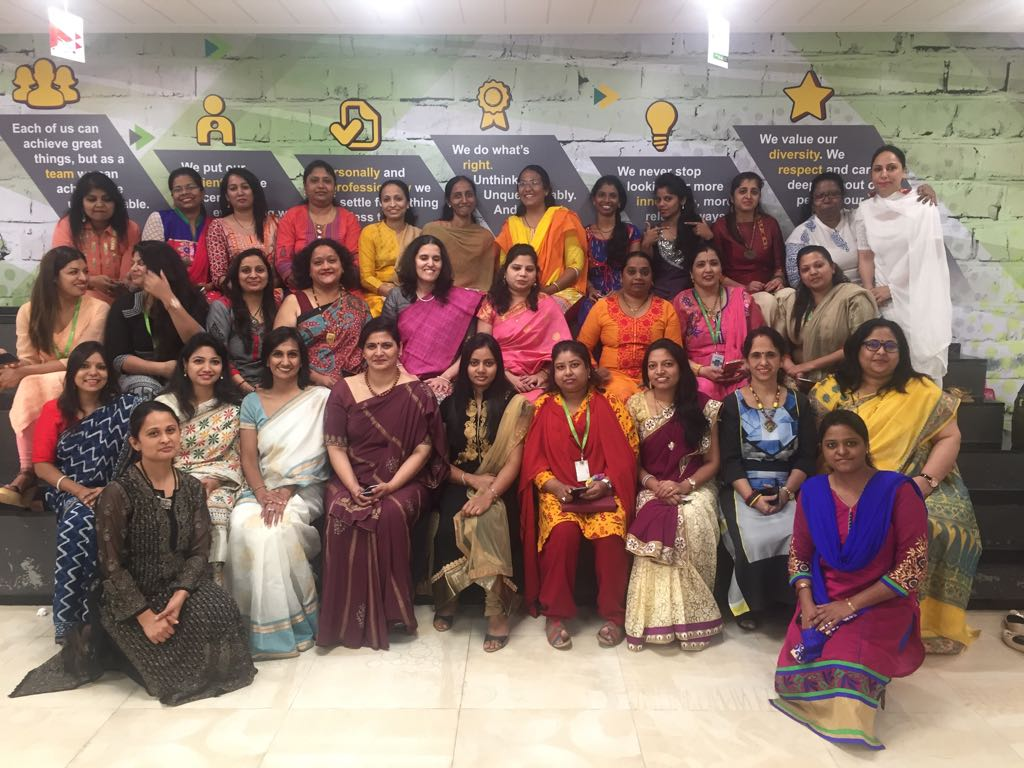 Dimension Data, Mumbai – Gender Safety workshop