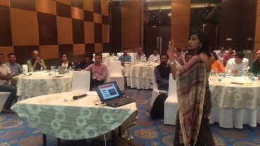 Operational Efficiency for field staff and project coordinators of Save The Children in Delhi
