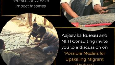 """Roundtable Discussion on """"Possible Models for Upskilling Migrant Workers"""" 